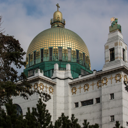 Church Steinhof Vienna