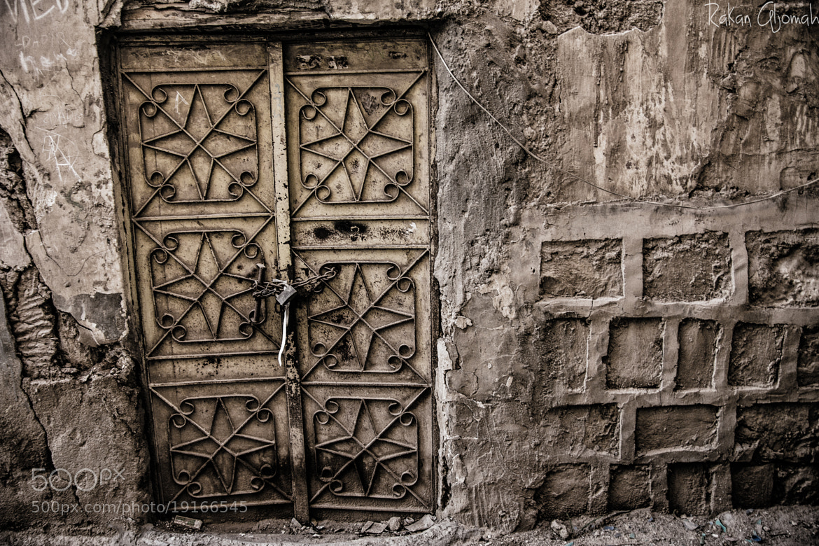 Photograph Old door by Rakan Aljomah on 500px