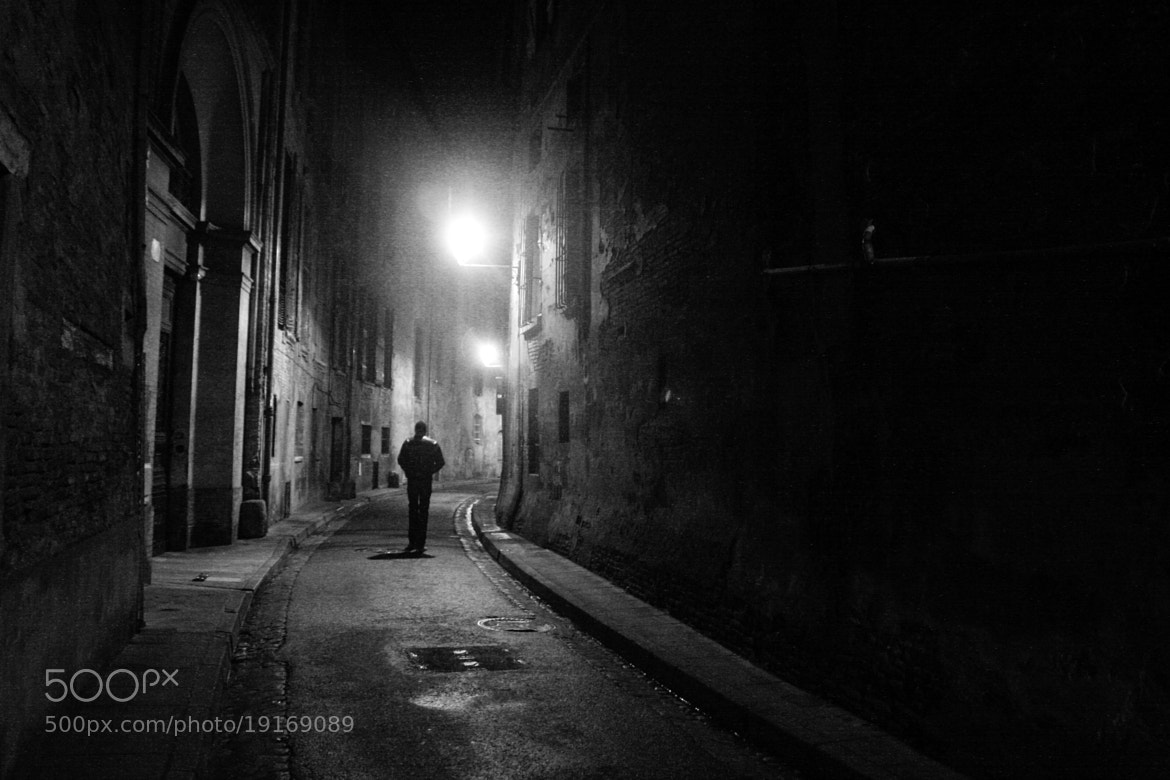 Photograph Alone in the Dark by Philippe Siccardi on 500px