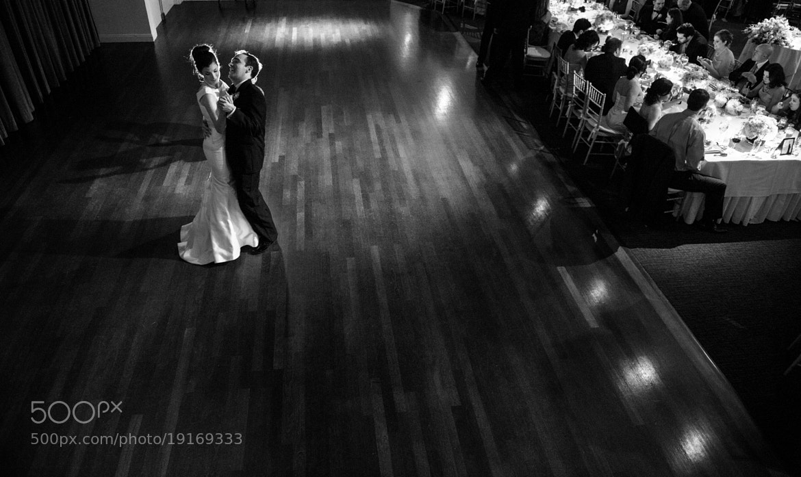 Photograph TriBeCa Rooftop Wedding Photography by Daniel Krieger on 500px