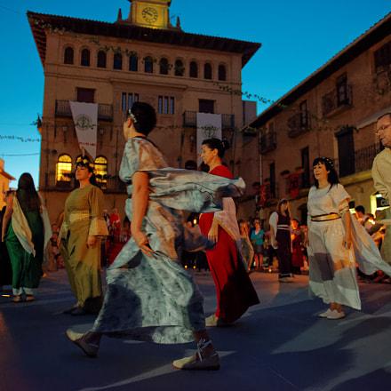 """Medieval dancers"""