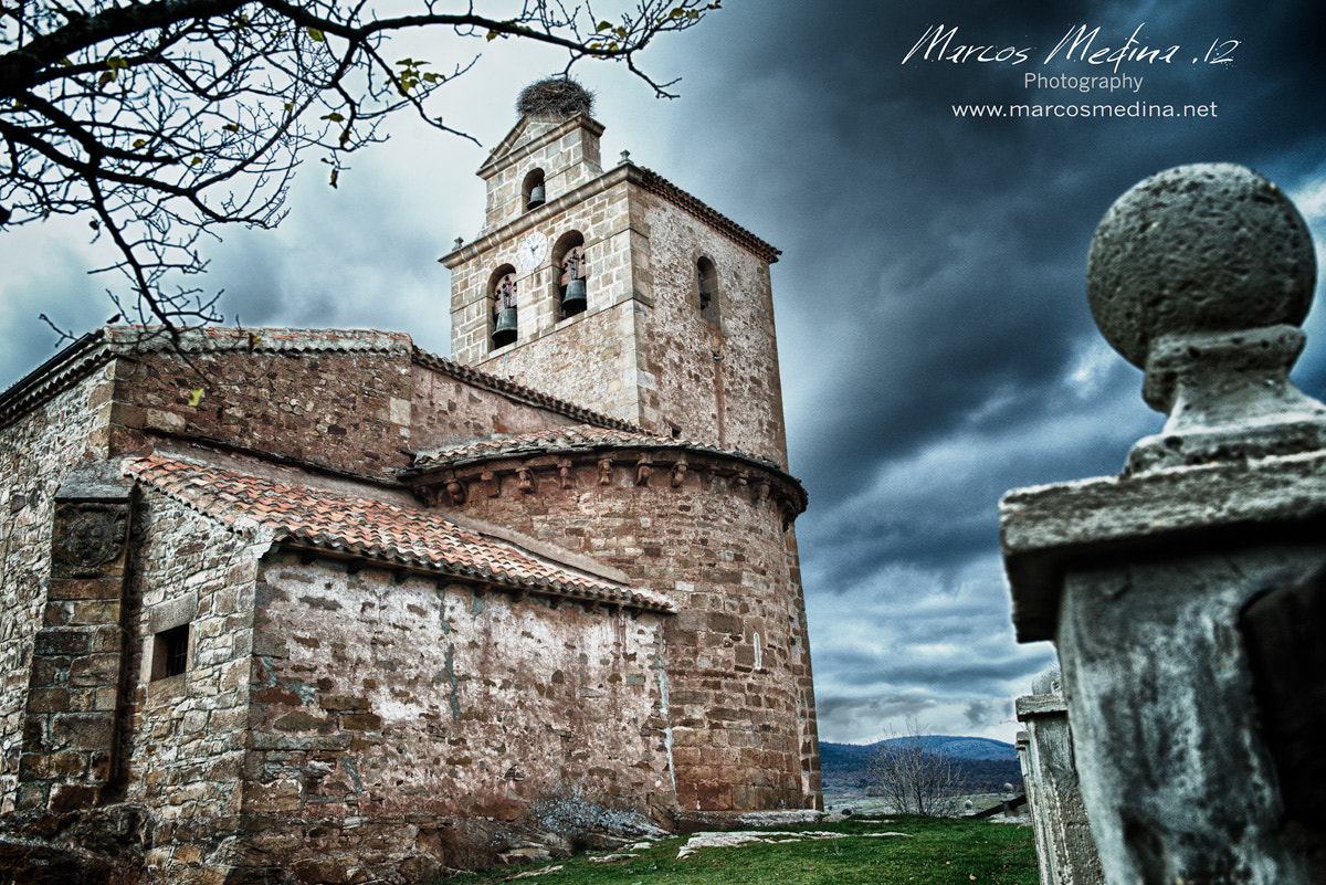 Photograph Church by Marcos Medina on 500px