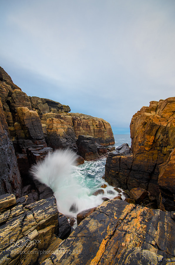 Photograph Seascape by Geir Pedersen on 500px