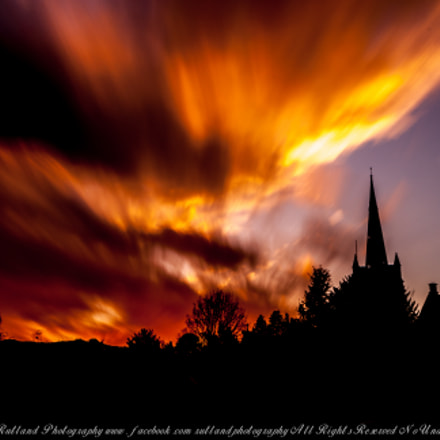 Fire in the Sky, Canon EOS-1D MARK III, Canon EF 20-35mm f/3.5-4.5 USM