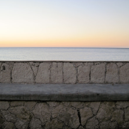 Horizon from bench at, Canon POWERSHOT D10