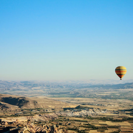 Good morning Cappadocia | Turkey , Sony DSC-W310