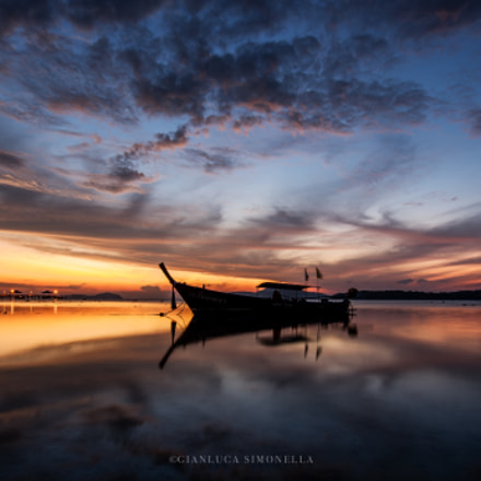 Sunrise in Rawai