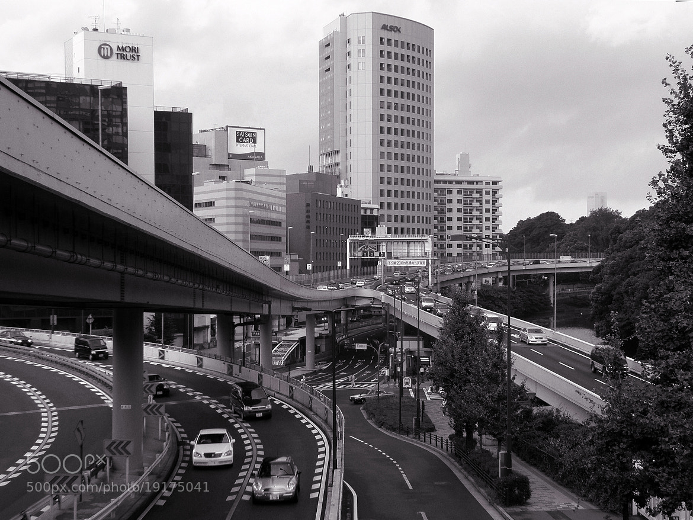 Photograph Yotsuya, Tokyo by L.E. Miller on 500px
