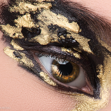 closeup eyes beauty, Canon EOS 6D, Canon EF 100-300mm f/5.6L