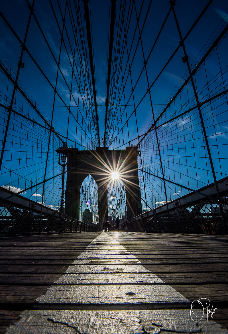 Photograph BrooklynBridge by Olivier Pagès on 500px