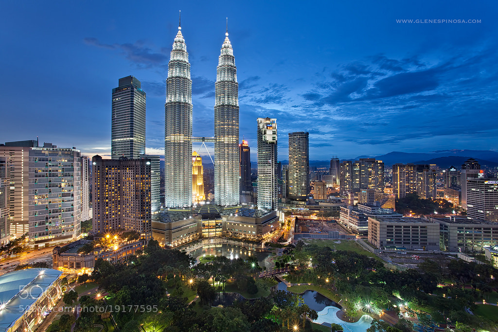 Photograph Petronas Towers by Glen Espinosa  on 500px