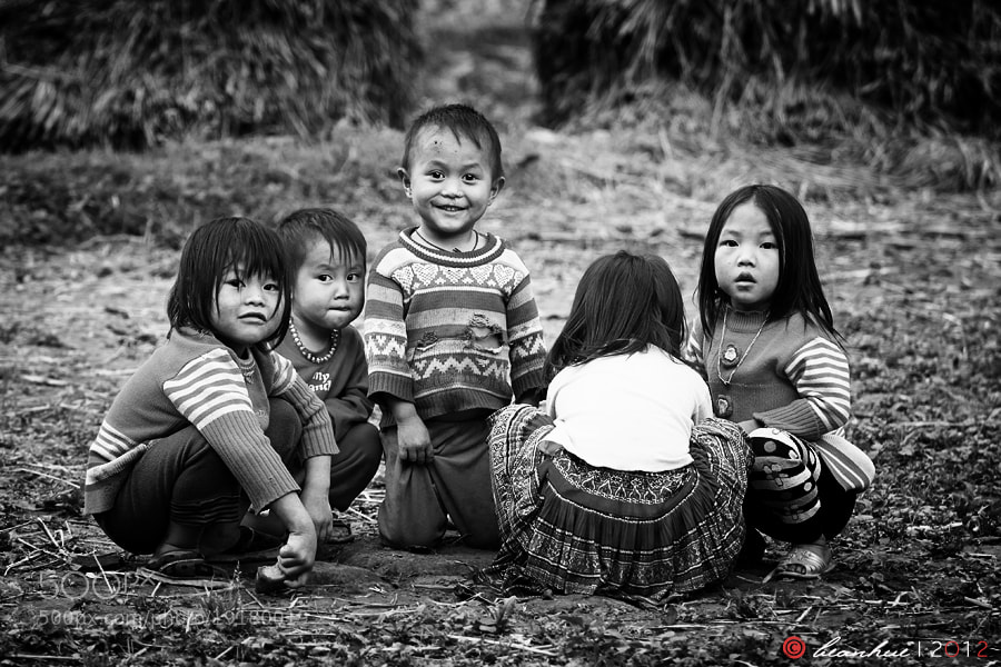 Photograph The children... by Dam Nguyen on 500px