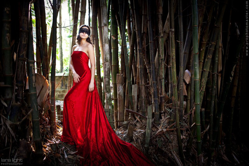 Photograph Lady in Red by Lara Light on 500px