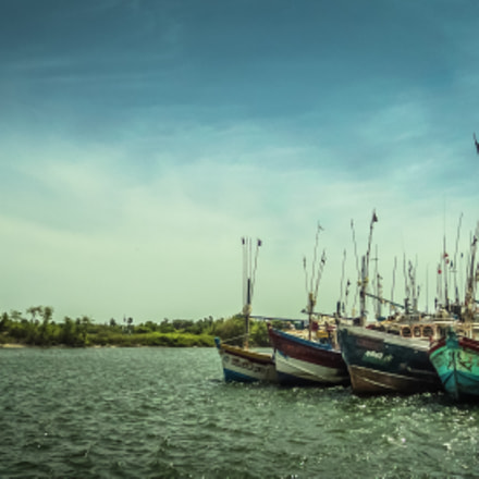 Valaichchenai | Fishing Harbour, Sony DSC-W310