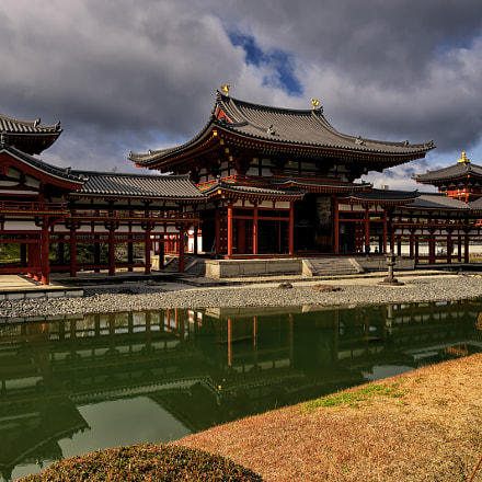 Byodo-In Temple,Kyoto., RICOH PENTAX K-3, Sigma 17-70mm F2.8-4.0 DC Macro OS HSM