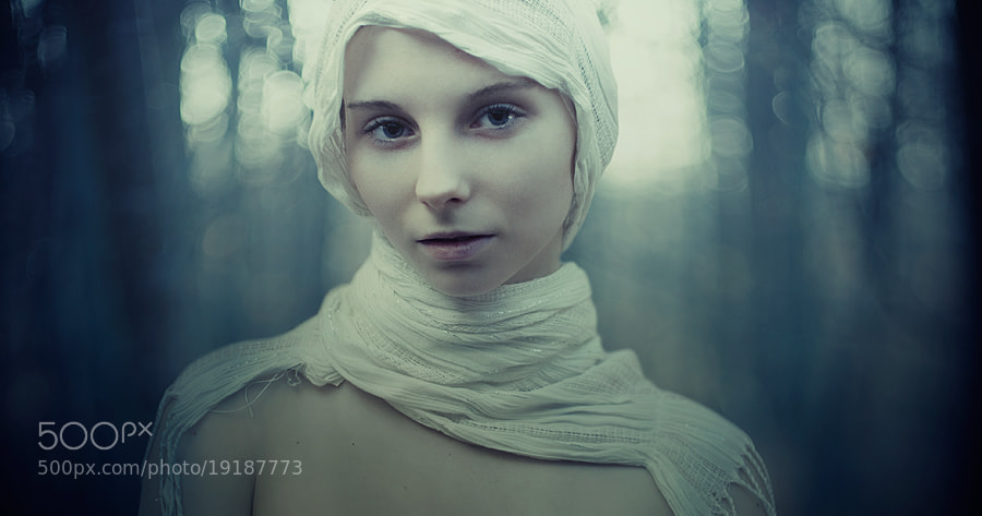 Photograph Paulina2 by Simon Siwak on 500px