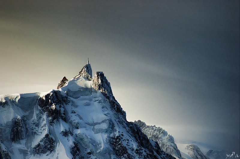 Photograph L'aiguille by Xavier D'ABRIGEON on 500px