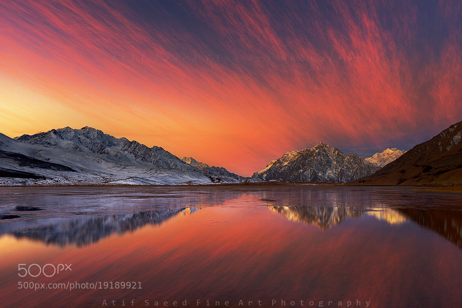 Photograph Cold Morning.. by Atif Saeed on 500px