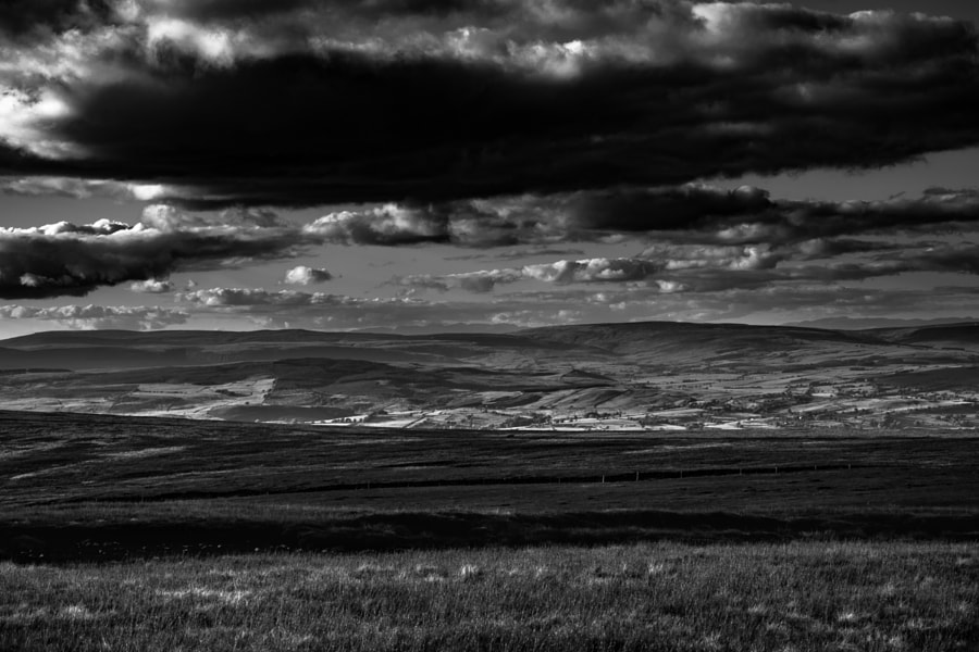 Scenic view from Pendle Hill, North by Lucas P Puch on 500px.com
