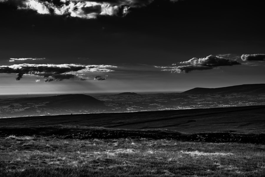 Scenic view from Pendle Hill,West by Lucas P Puch on 500px.com