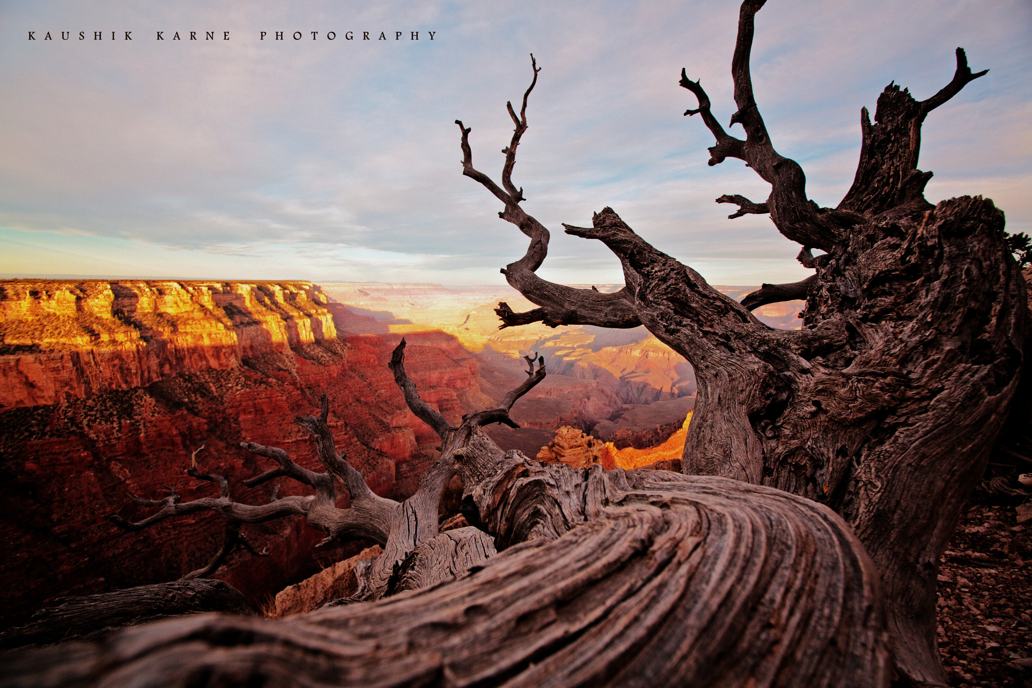 Photograph Spectacular Grand Canyon by Kaushik Karne on 500px