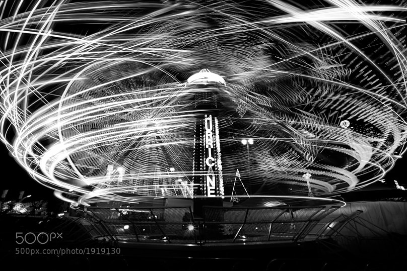Photograph Spinning at The Ex by Miles Storey on 500px