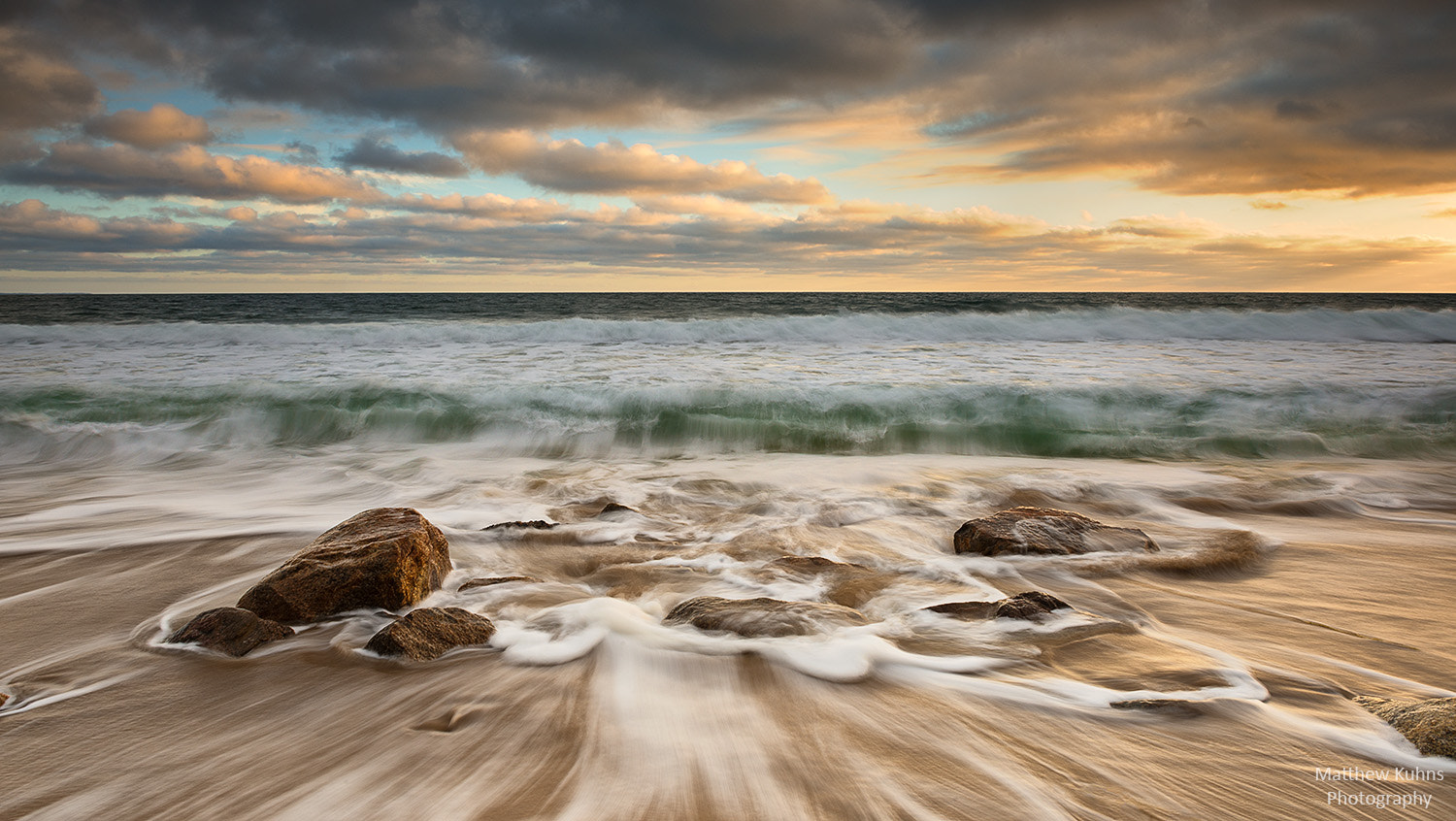Photograph Misquamicut Beach by Matthew Kuhns on 500px