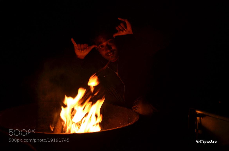 Photograph Camp Fire - BOOHAH!! by Deep Dhanasekaran on 500px