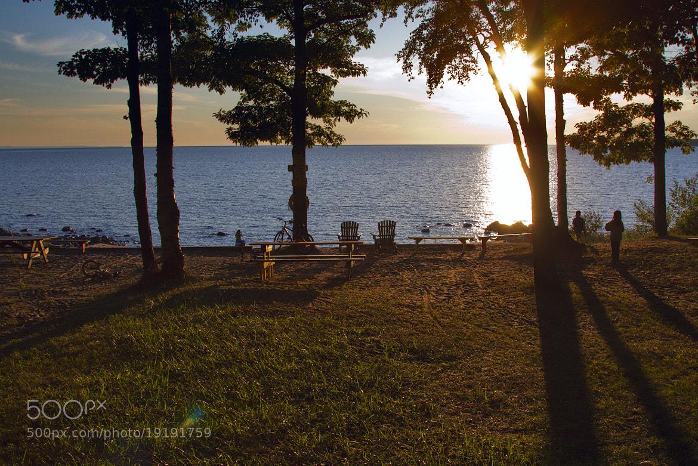 Photograph Tiny Sunset by Mark Hughes on 500px