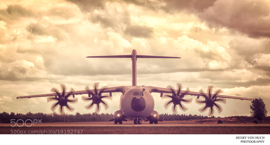 Photograph a400m II by Henry von Huch on 500px