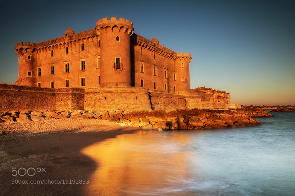 Photograph shooting in the golden hour by Alberto Di Donato on 500px