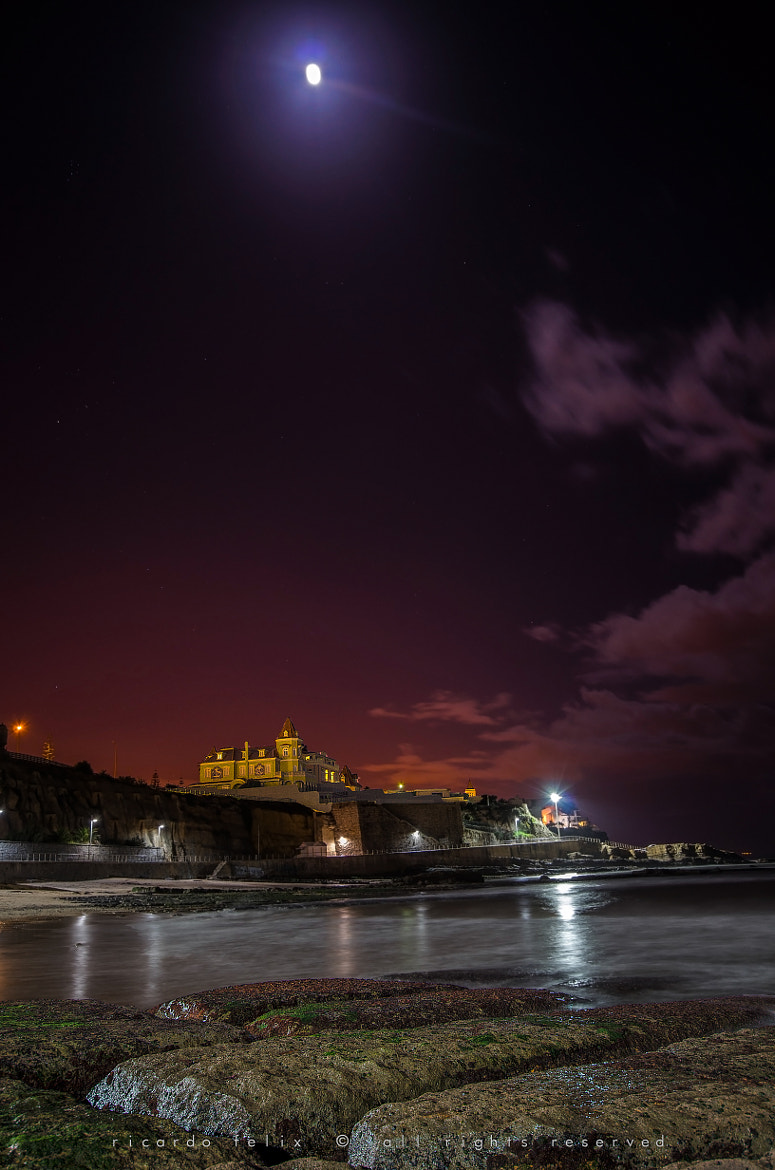 Photograph Estoril at night #1 by Ricardo Bahuto Felix on 500px