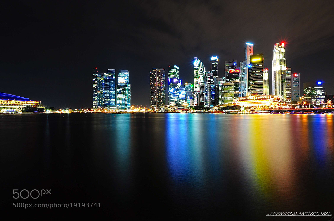 Photograph Central Business District of Singapore by Leena'z Anilzam on 500px
