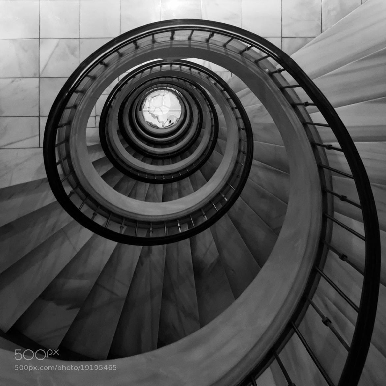 Photograph Espiral by Fermín Noain on 500px