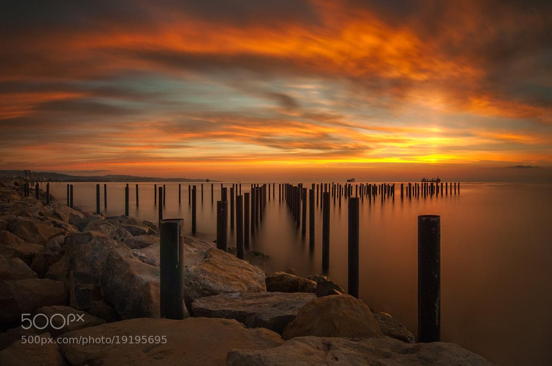 Photograph Burning Skies by Tomasz Huczek on 500px