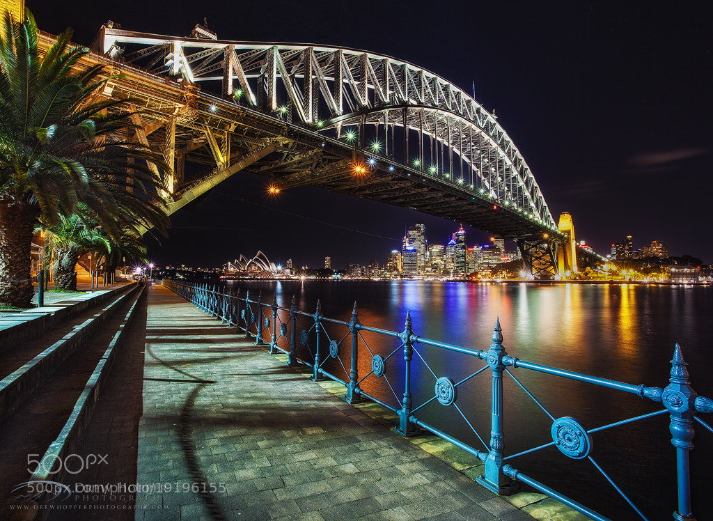 Photograph Sydney Harbour by Drew Hopper on 500px