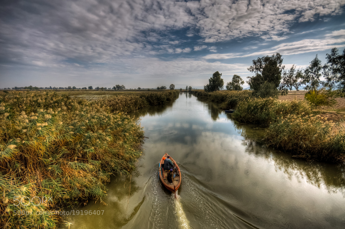 Photograph A river by Nejdet Duzen on 500px