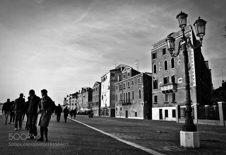 Photograph Venezia in Bw by anna boeri on 500px