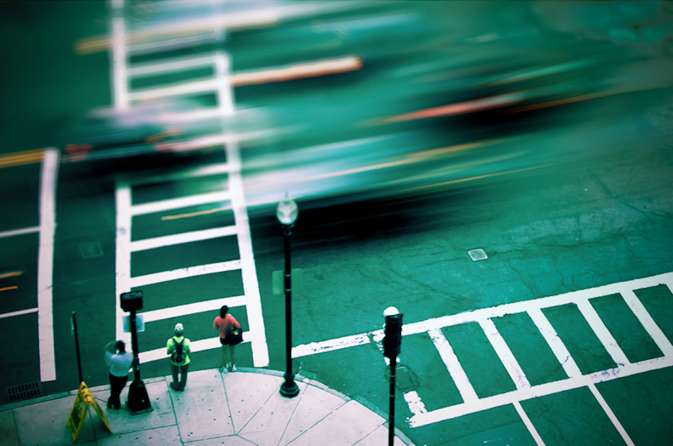Photograph Intersection by Derek J. Kelly on 500px
