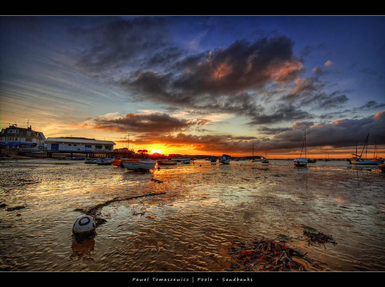 Photograph Sandbanks ... by Pawel Tomaszewicz on 500px
