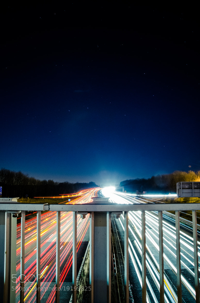 Photograph M1/A57 by Shane Rounce on 500px