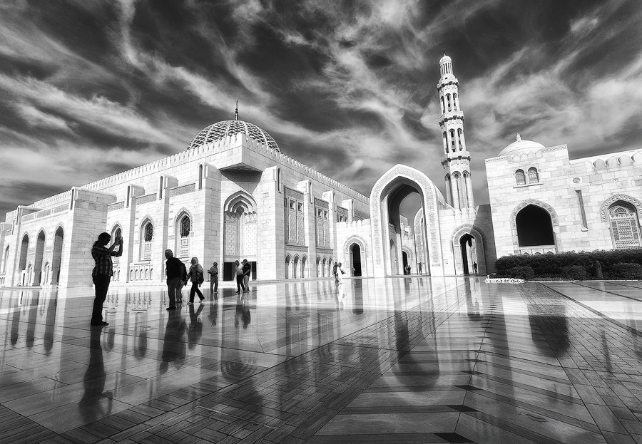 Photograph Grand Mosque  by Ahmed Altoqi on 500px
