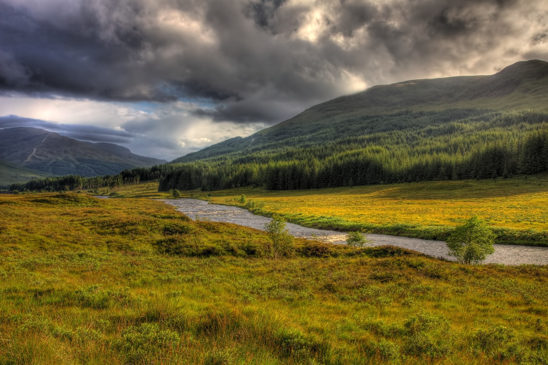 Photograph A River Runs Through It by Ron Wanderer on 500px