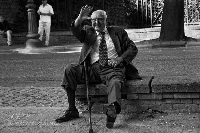 Photograph Gimme Five by mario pignotti on 500px