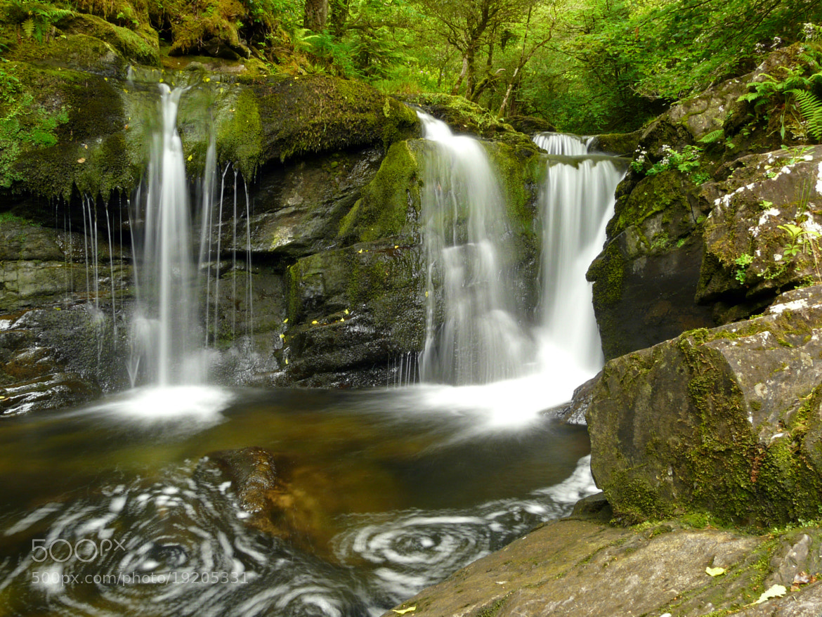 Photograph Waterfall in Ireland by Michael Lüdtke on 500px