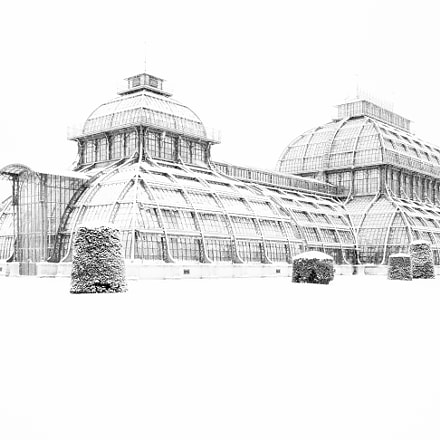 Snowy Vienna!