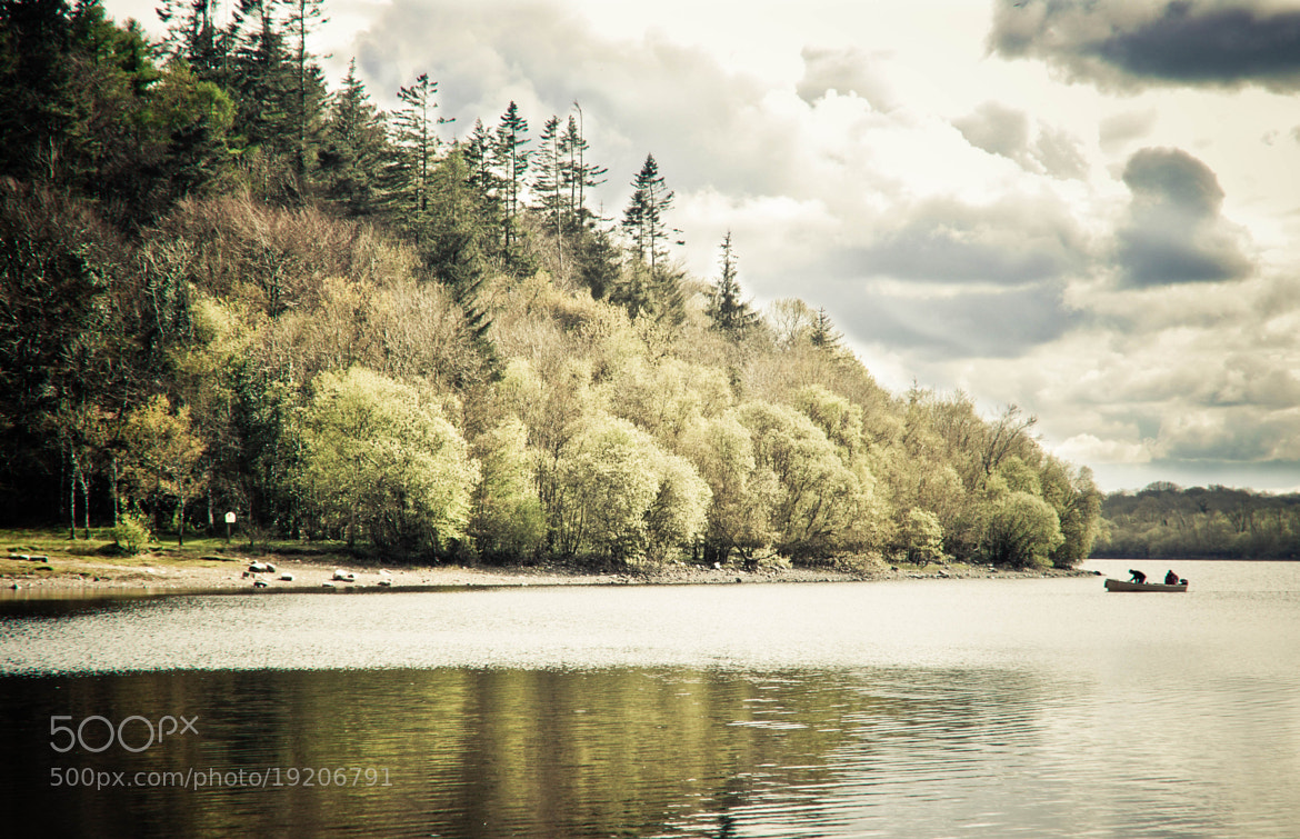 Photograph Fishing on Lough Oughter by David Gibbons on 500px