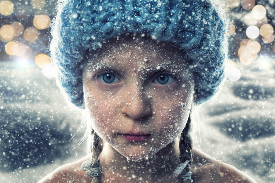 Just a little Blizzard by John Wilhelm is a photoholic on 500px.com
