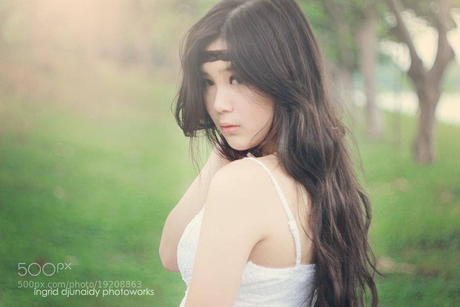 Photograph 요정 공주 by Ingrid Djunaidy on 500px