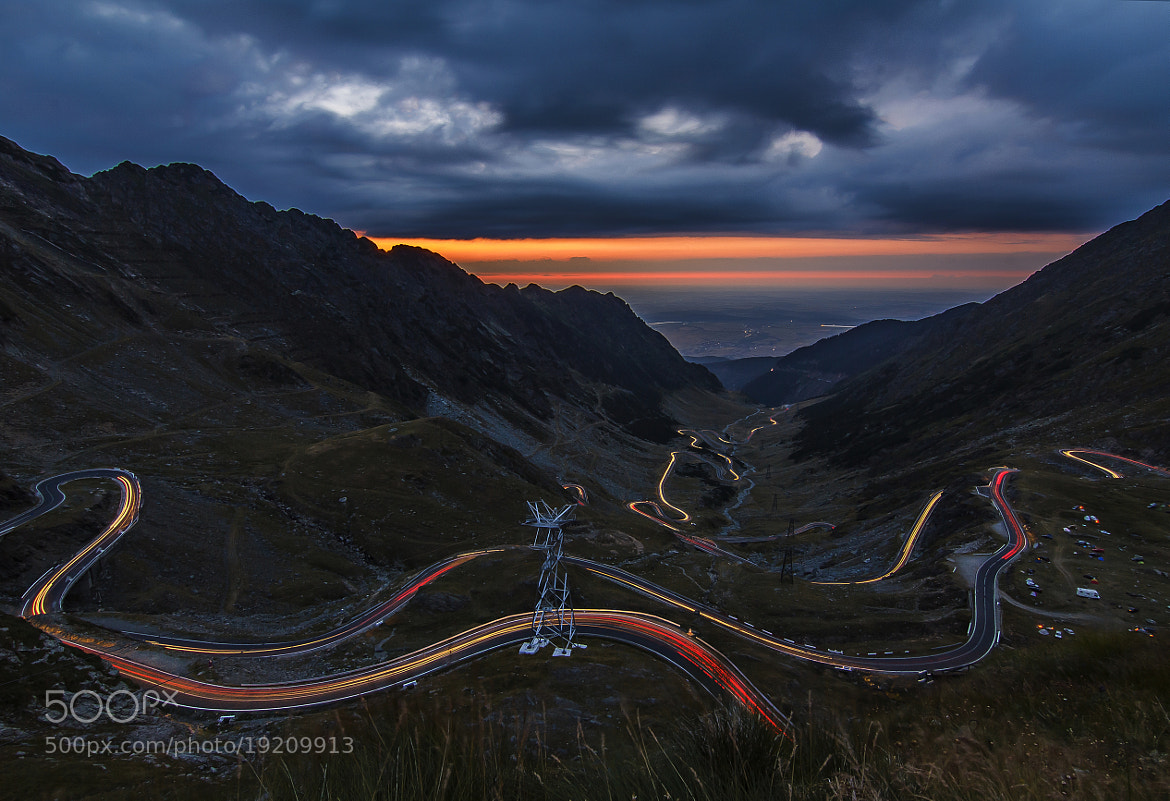 Photograph The Transfăgărășan by Tony Goran on 500px